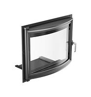 Дверца для камина панорамная SVT 500x600