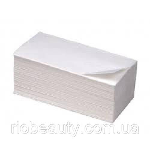 Серветки паперові двошарові для диспансерів 160 шт