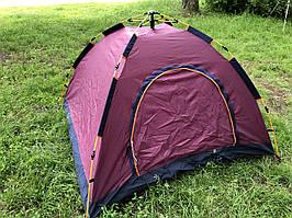 Качественная палатка для пикника 2х2 tent auto best 2 бордо