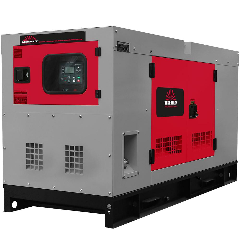 Генератор дизельный Vitals Professional EWI 40-3RS.100B электростанция дизельная