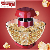 Аппарат для приготовления попкорна Popcorn maker DSP KA2018, попкорница Popcorn, фото 1