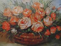 """Принт для вышивания """"Розы, розы......"""""""