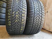 Шины бу 215/55 R16 Dunlop