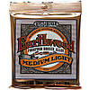 Струны Ernie Ball 2146 Earthwood Phosphor Medium Light 12-54