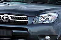 "Toyota RAV4 - замена галогенных линз на биксеноновые Moonlight EVO G5 2,5"" H1, установка ксенона в фары, фото 1"
