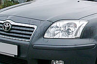"Toyota Avensis - замена галогенных линз на биксеноновые Moonlight EVO G5 2,5"" дюйма в фарах, фото 1"