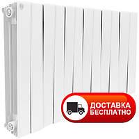 Радиатор биметалл Royal Thermo PianoForte 500/Bianco Traffico 12 сек, фото 1