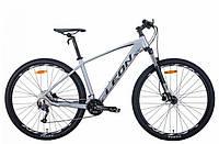 """Горный велосипед LEON TN 70 AL HDD AM 29""""(серый матовый) 17.5r"""