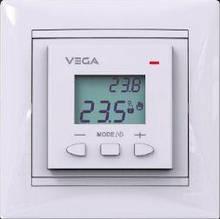 Терморегулятор VEGA LTC 070 білий