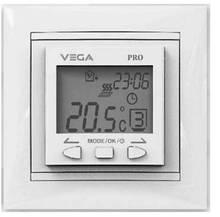 Терморегулятор VEGA LTC 090 білий