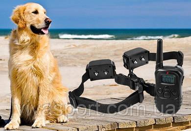 Устройство для контроля над собакой Remote Pet Training Collar, ошейник Ремоут Пет Трейнинг