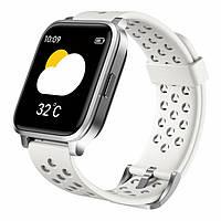 Женские умные сенсорные часы X3 для Iphone и Android белые