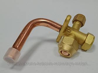 Сервісний клапан 90С 1/4 для кондиціонерів
