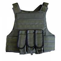 Бронежилет ML Tactical 4 класс защиты, фото 1