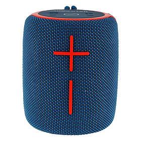 Портативная Bluetooth Колонка Hopestar P25 (Синий)