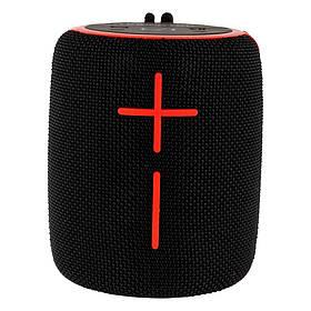 Портативная Bluetooth Колонка Hopestar P25 (Чёрный)
