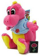 Мягкая игрушка «Розовый дракончик», фото 1