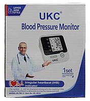 Тонометр автоматический на плечо электронный для измерения давления UKC BL-8034 (BLPM-13) / 2769