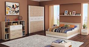 Спальня «Вірджинія» Лайт, виробник Нєман