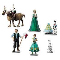 Игровой набор Frozen Fever / Холодное торжество, 6 фигурок, Дисней, фото 1
