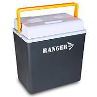 Автохолодильник 30 л термоелектричний в машину Ranger Iceberg 12 вольт Чорний (8857)