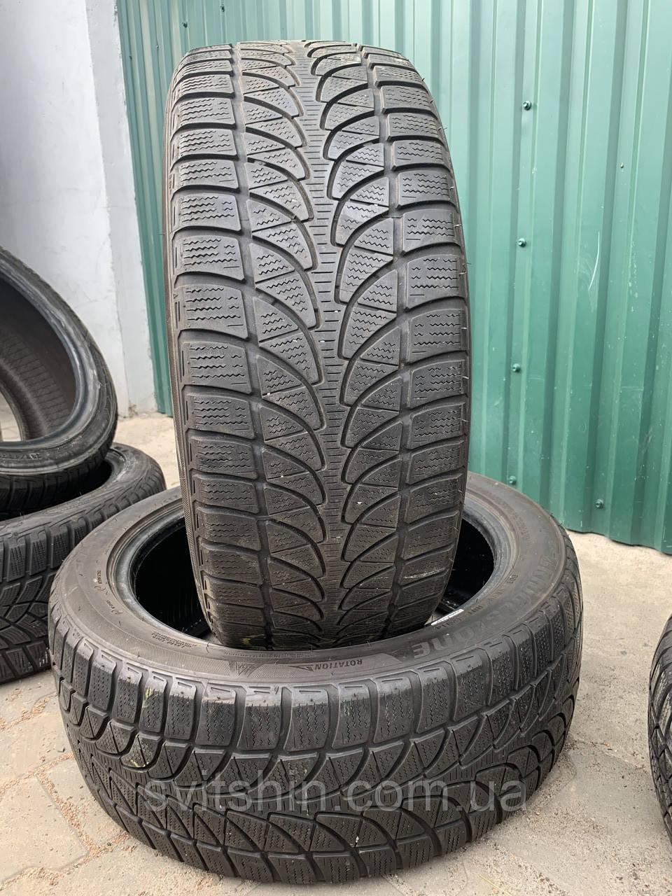 Зимові шини 235/45R18 98V Bridgestone Blizzak LM-32 6мм пара