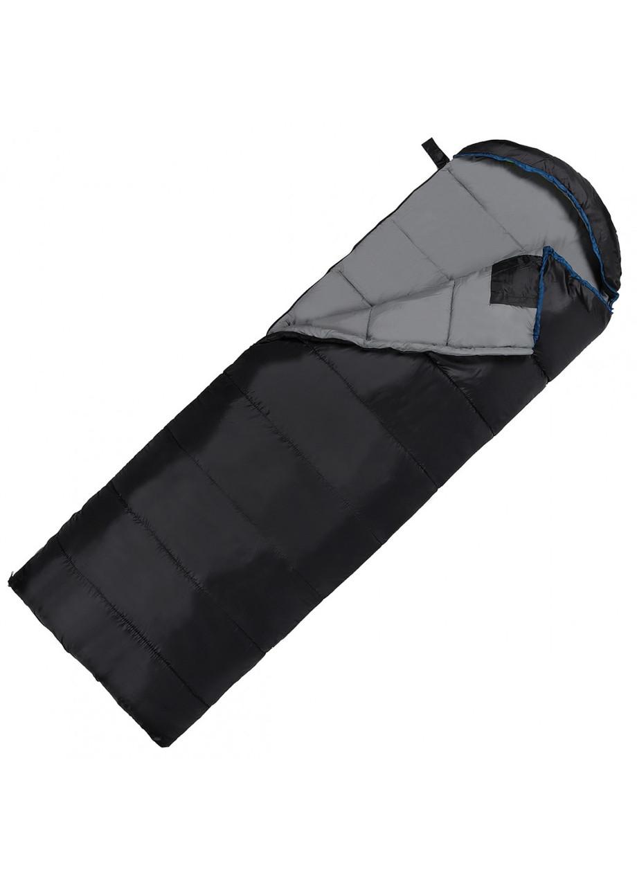 Туристичний спальний мішок з капюшоном демісезонний Весна-осінь SportVida Температура від -3 до +21 (CC0072)