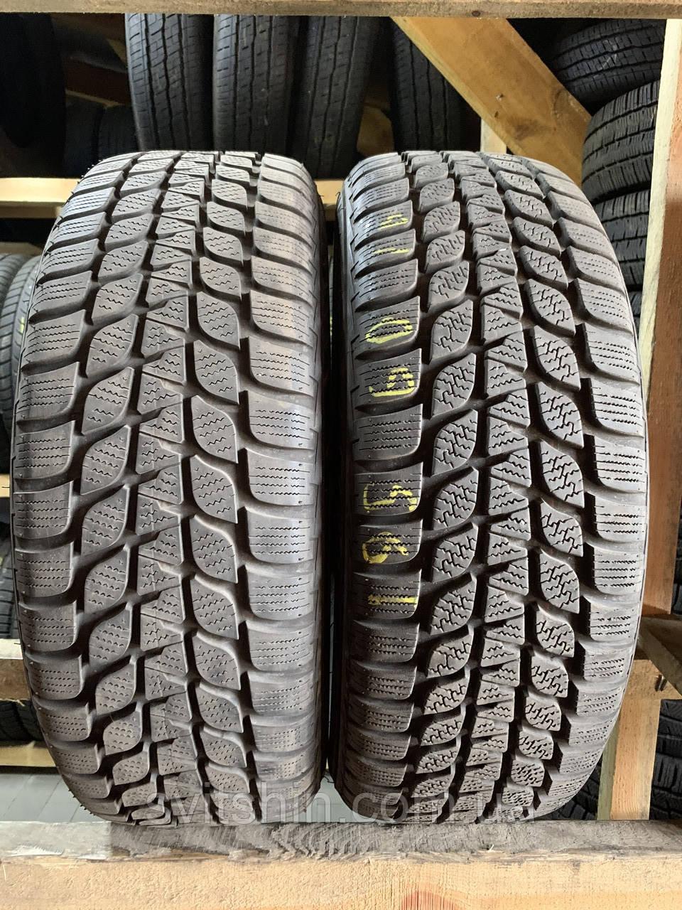Зимові шини 195/60R16 89H Bridgestone Blizzak LM-25 пара