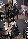 Рюкзак міський жіночий чорний, фото 2