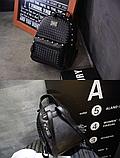 Рюкзак міський жіночий чорний, фото 3