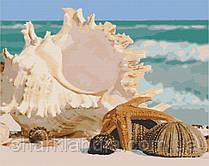 Картина по номерам  Музыка моря 40х50 см 10565-AC Art Craft