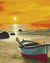 Картина по номерам  Теплый вечер 40х50 см 10568-AC Art Craft