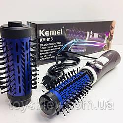 Плойка для волос Kemei KM 813 (20 шт/ящ)