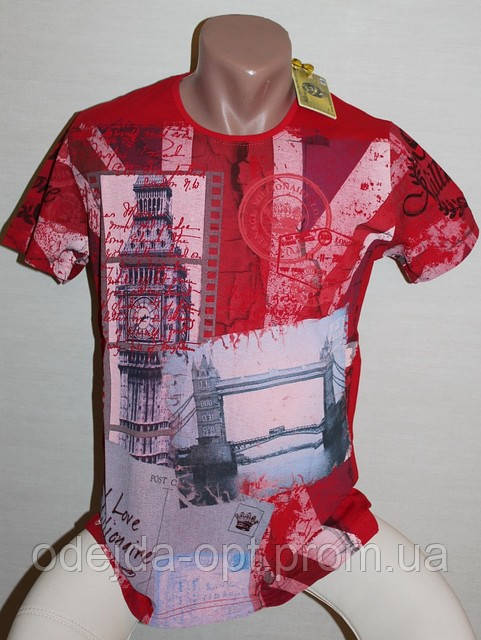Мужская футболка Турция №119