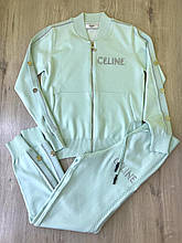 Fashion костюм жіночий M(р) м'ята 2007-10 CELINE Туреччина Весна-D