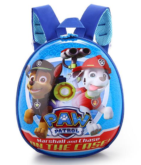 Рюкзак детский синий щенячий патруль