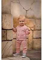 Бавовняний костюм для дівчинки 74-98 р