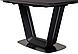 Стол раскладной Vetro Mebel TML-770-1 серый, фото 8