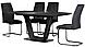 Стіл розкладний Vetro Mebel TML-770-1 сірий, фото 5