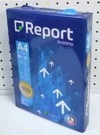 Бумага для принтера А4 Report белая 500 листов
