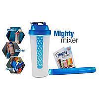 Ручной миксер-бутылочка Mighty Mixer