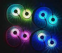 Мини Вентилятор Neck Fan (RGB)