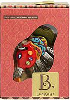 Розвиваюча іграшка – СУПЕР-КЛЮЧИКИ (світло, звук, томатний), BX1227Z