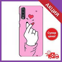 Чехол с принтом для Samsung Galaxy A70 2019 (A705F) / Чехол с картинкой на Самсунг Гелекси А70 (2019) / Чехол