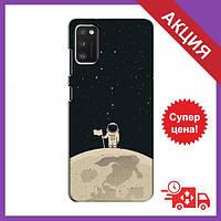 Силіконовий чохол для Самсунг Гелексі А41 / Чохол з зображенням на Samsung Galaxy A41 (A415) / Силіконовий