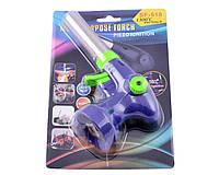 Автоматичний газовий пальник Multi Purpose Torch SF-518 (синя)