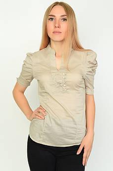 Блуза женская серая ААА 134404M