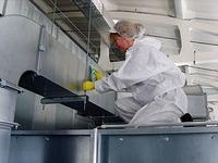 Особенности моющих и дезинфицирующих средств для пищевых предприятий