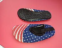 Летние пляжные кроссовки из неопрена (аквашузы) 30\31 размер (19 см)