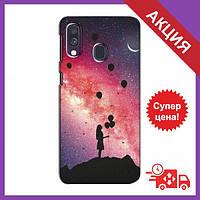 Чохол з принтом для Samsung Galaxy A40 2019 (A405F) / Чохол з картинкою на Самсунг Гелексі А40 (2019) / Чохол